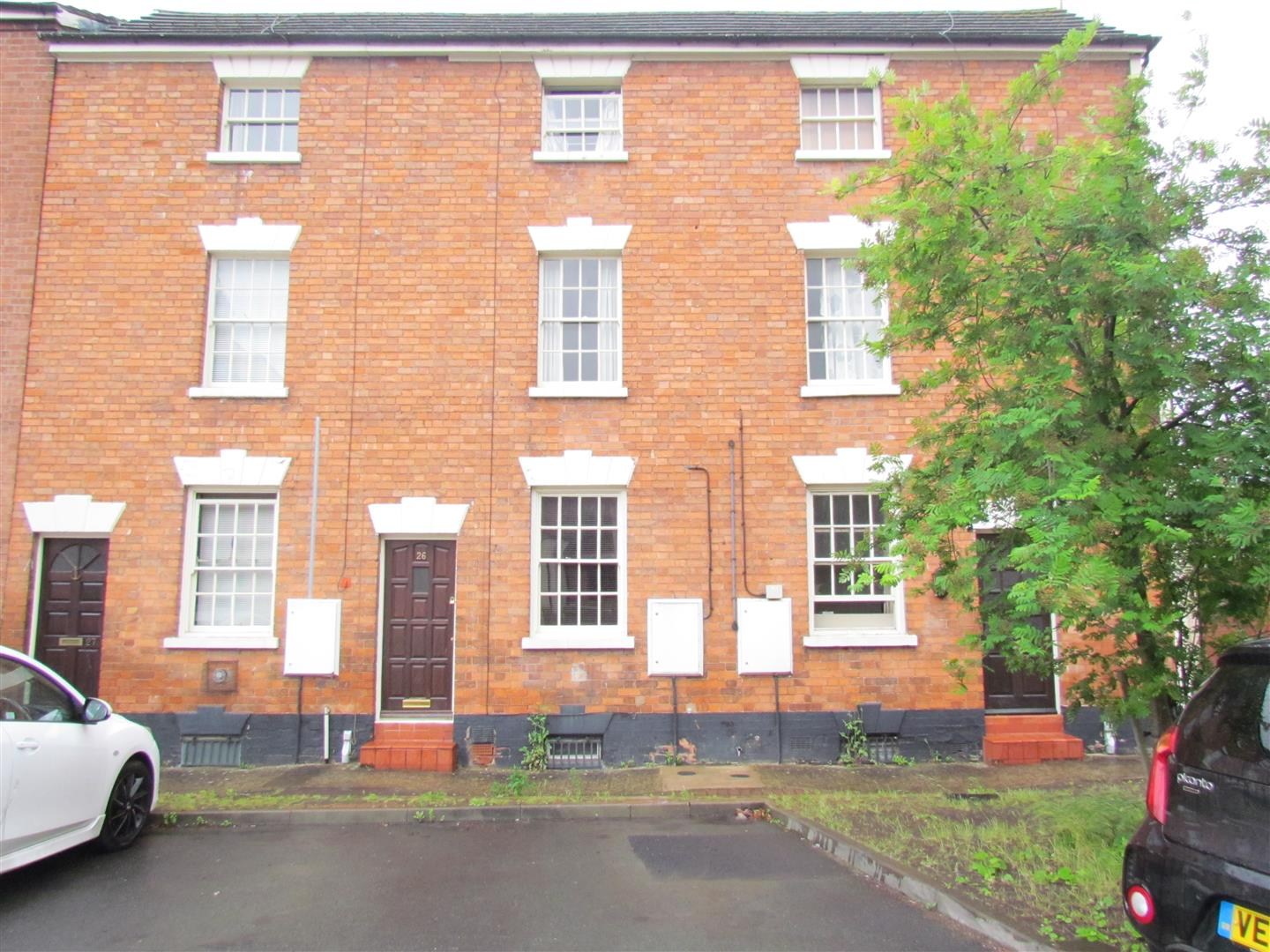 1 Bedroom Ground Flat for sale in Sansome Place, Worcester